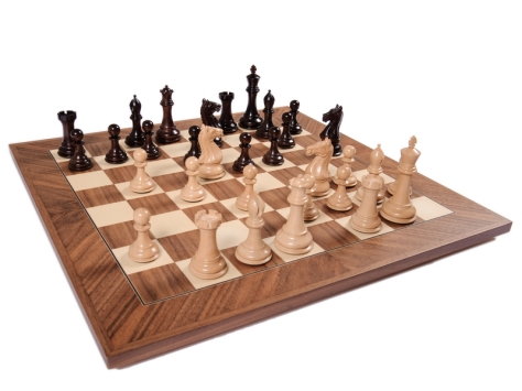 wooden chess table plans
